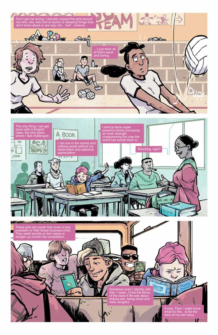 LucyDreaming_001_PRESS_6 ComicList Previews: LUCY DREAMING #1
