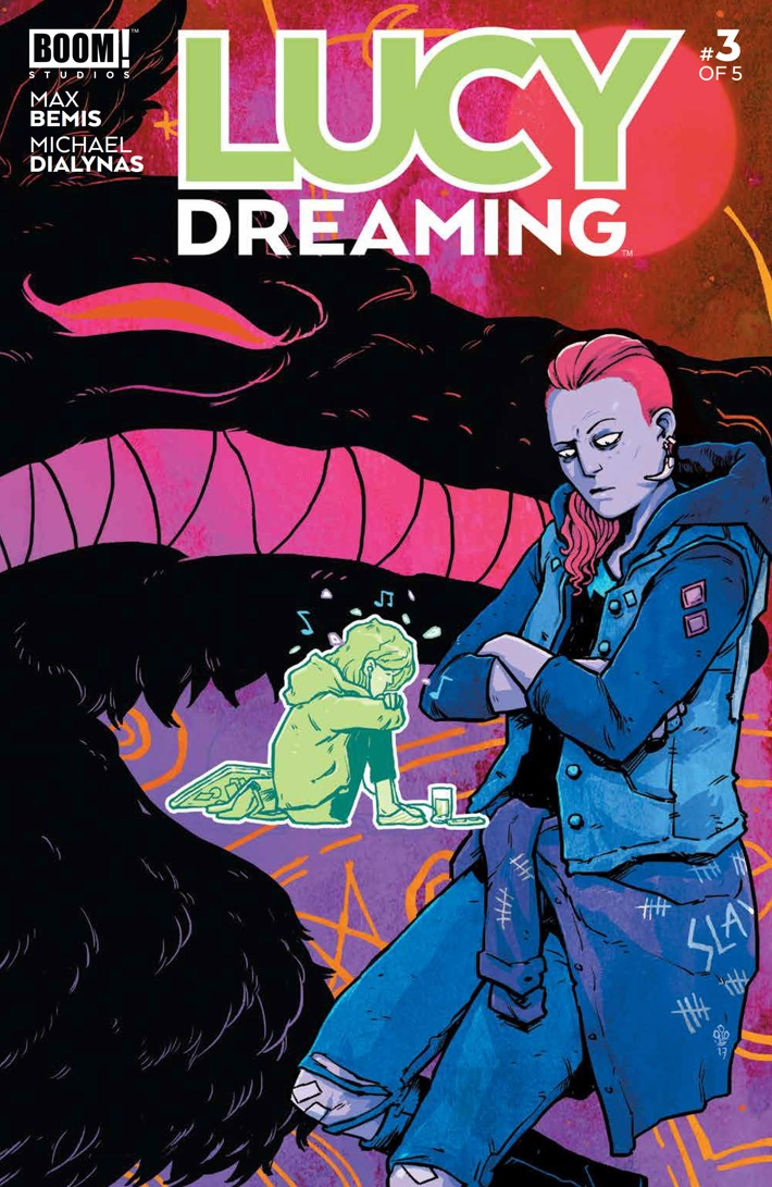 LucyDreaming_003_PRESS_1 ComicList Previews: LUCY DREAMING #3