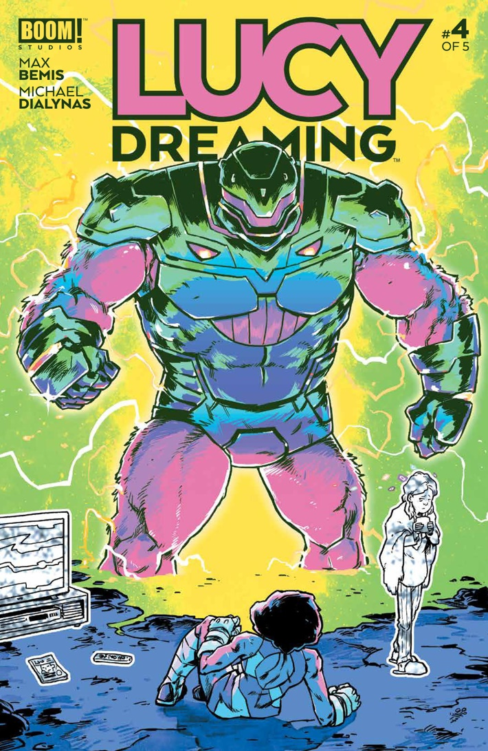 LucyDreaming_004_PRESS_1 ComicList Previews: LUCY DREAMING #4