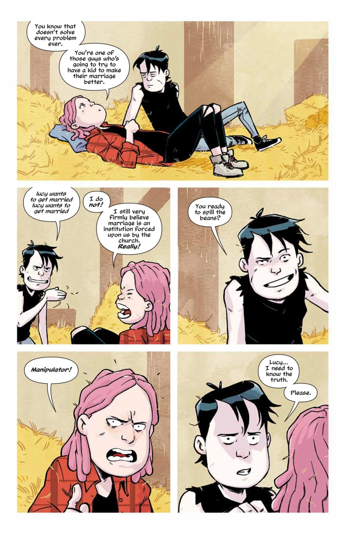 LucyDreaming_004_PRESS_4 ComicList Previews: LUCY DREAMING #4