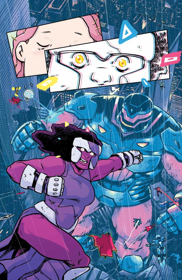 LucyDreaming_004_PRESS_7 ComicList Previews: LUCY DREAMING #4