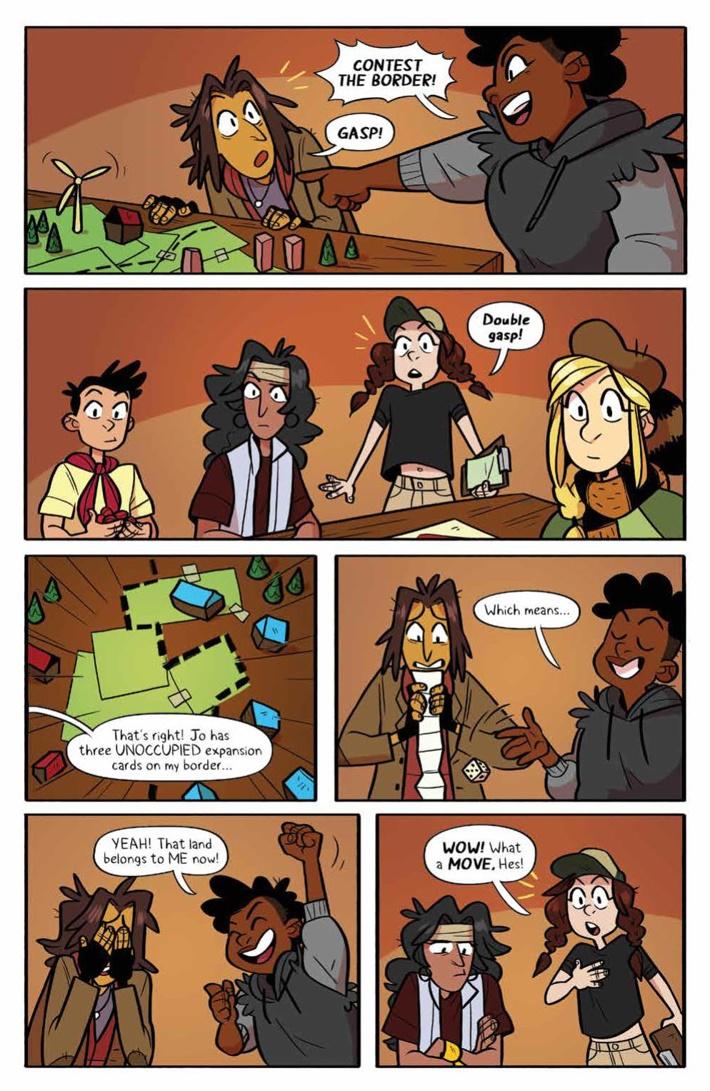 Lumberjanes_050_PRESS_6 ComicList Previews: LUMBERJANES #50
