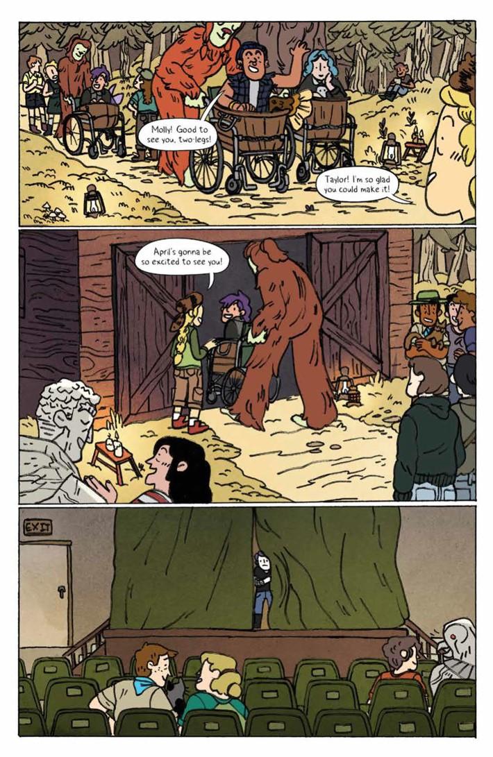 Lumberjanes_060_PRESS_4 ComicList Previews: LUMBERJANES #60