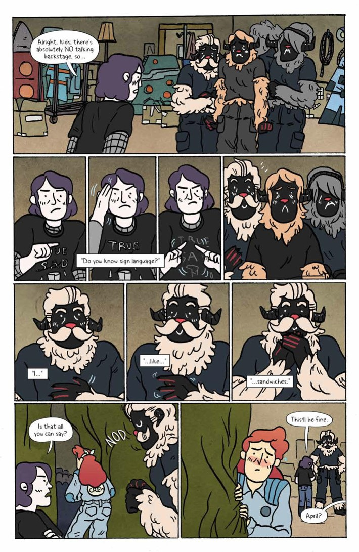 Lumberjanes_060_PRESS_5 ComicList Previews: LUMBERJANES #60