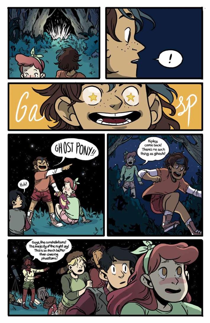 Lumberjanes_BonusTracks_SC_PRESS_12 ComicList Previews: LUMBERJANES BONUS TRACKS TP