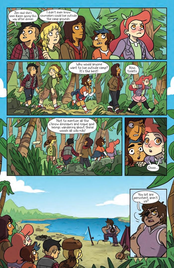 Lumberjanes_v6_TP_PRESS_14 ComicList Preview: LUMBERJANES VOLUME 6 TP