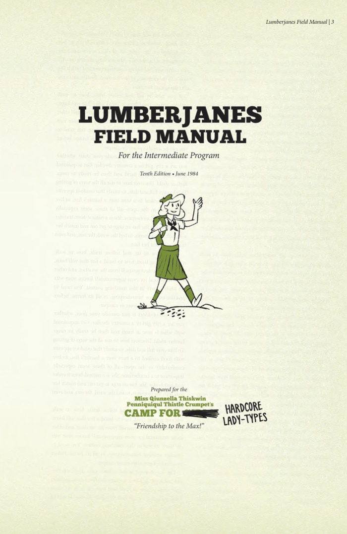 Lumberjanes_v6_TP_PRESS_5 ComicList Preview: LUMBERJANES VOLUME 6 TP