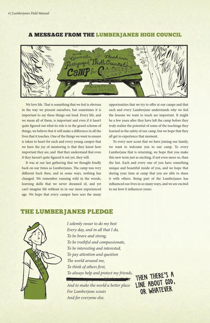 Lumberjanes_v6_TP_PRESS_6 ComicList Preview: LUMBERJANES VOLUME 6 TP