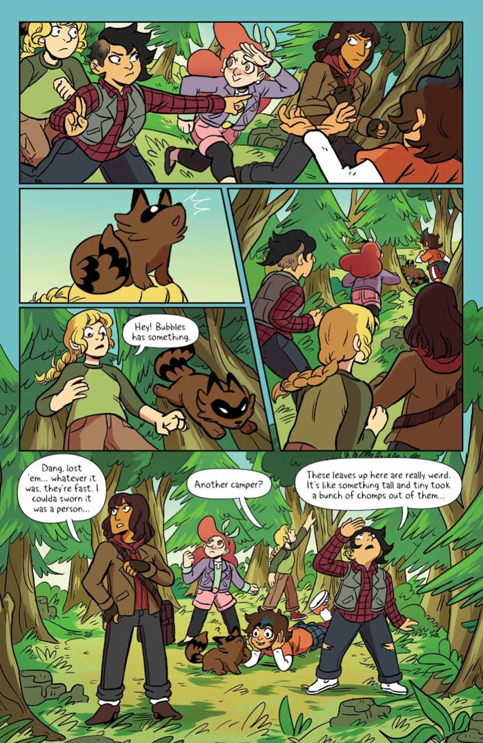 Lumberjanes_v8_SC_PRESS_12 ComicList Previews: LUMBERJANES VOLUME 8 TP