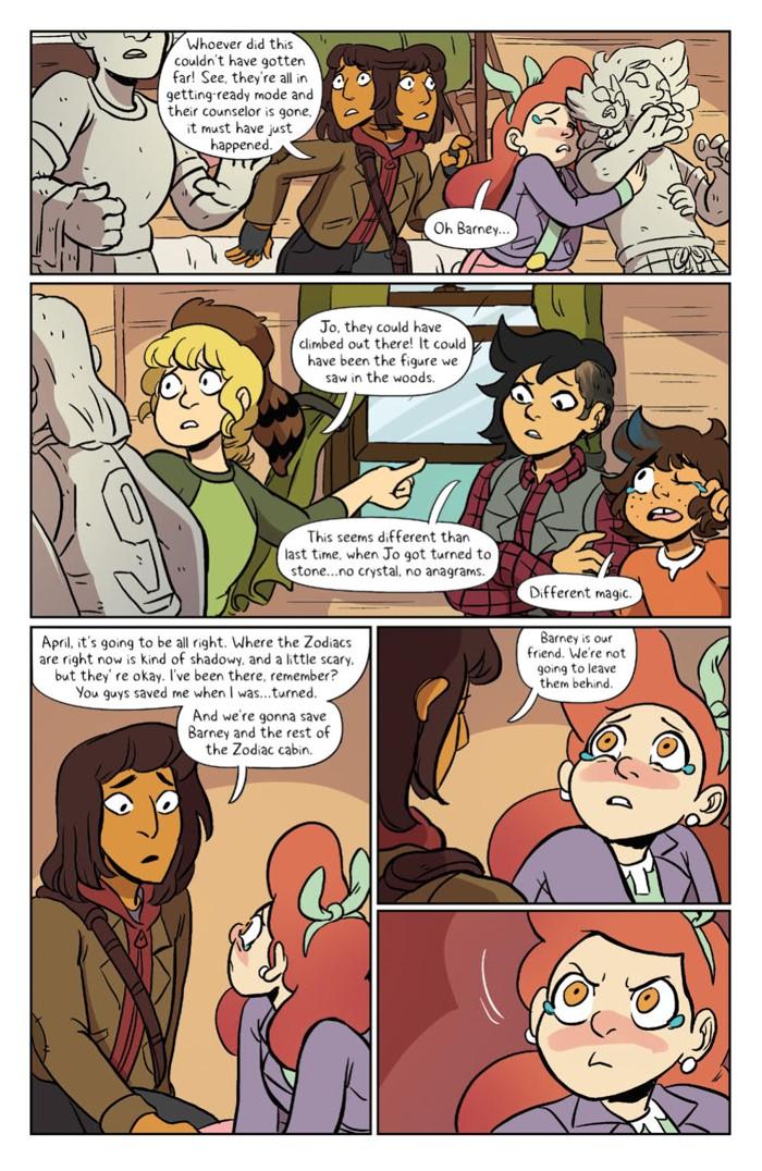 Lumberjanes_v8_SC_PRESS_15 ComicList Previews: LUMBERJANES VOLUME 8 TP