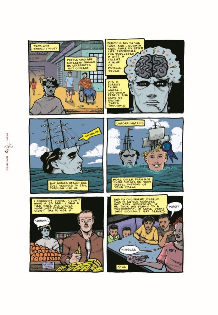 Madman_IDWL-pr-7 ComicList Previews: MIKE ALLRED'S MADMAN ARTIST SELECT HC