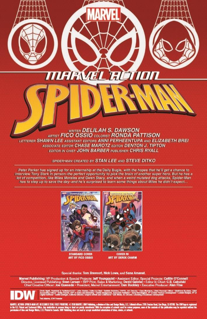 Marvel_Action_Spider_Man_02-pr-2 ComicList Previews: MARVEL ACTION SPIDER-MAN #2