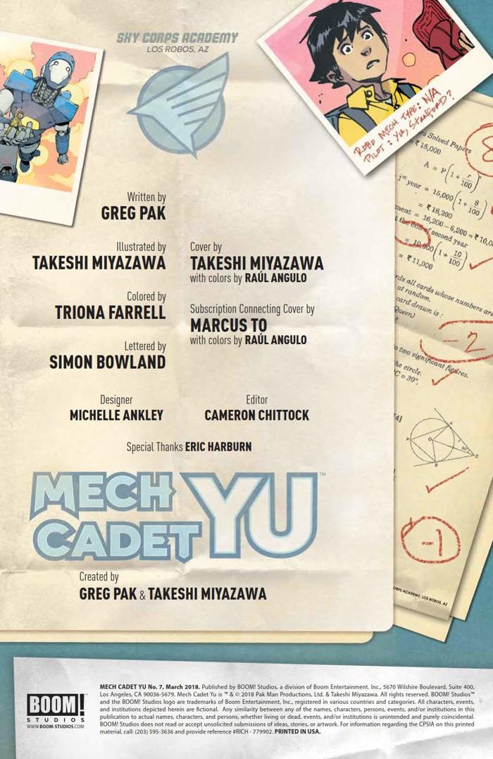 MechCadetYu_007_PRESS_3 ComicList Previews: MECH CADET YU #7