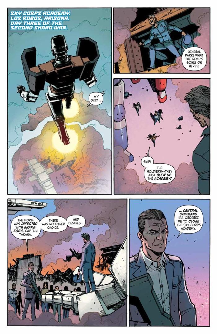 MechCadetYu_007_PRESS_4 ComicList Previews: MECH CADET YU #7