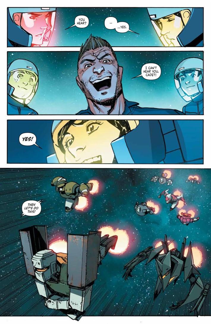 MechCadetYu_v3_SC_PRESS_15 ComicList Previews: MECH CADET YU VOLUME 3 TP