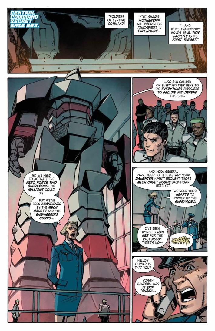 MechCadetYu_v3_SC_PRESS_9 ComicList Previews: MECH CADET YU VOLUME 3 TP