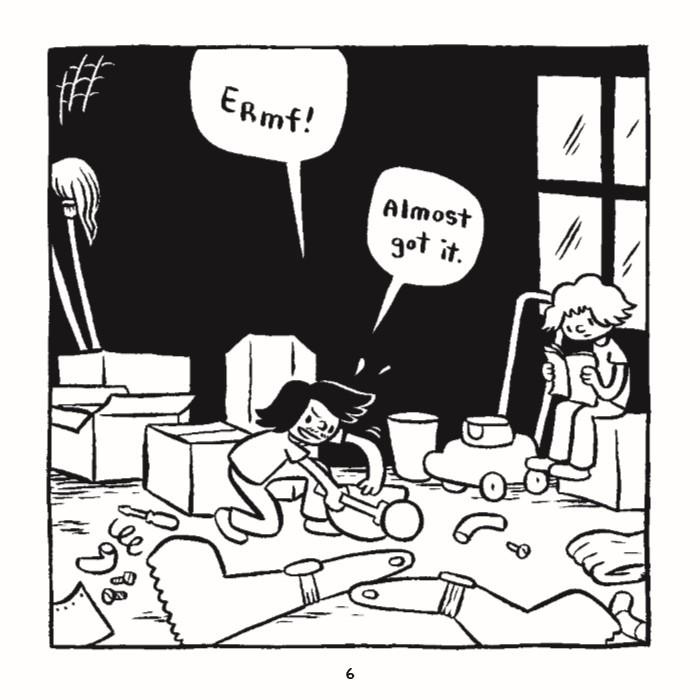 Mechaboys-pr-4 ComicList Previews: MECHABOYS TP