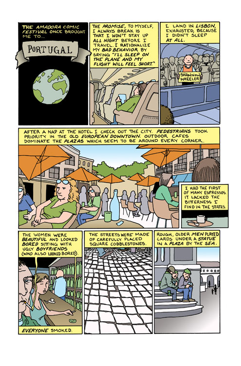 Memoirs_Portugal ComicList Previews: MEMOIRS OF A VERY STABLE GENIUS TP