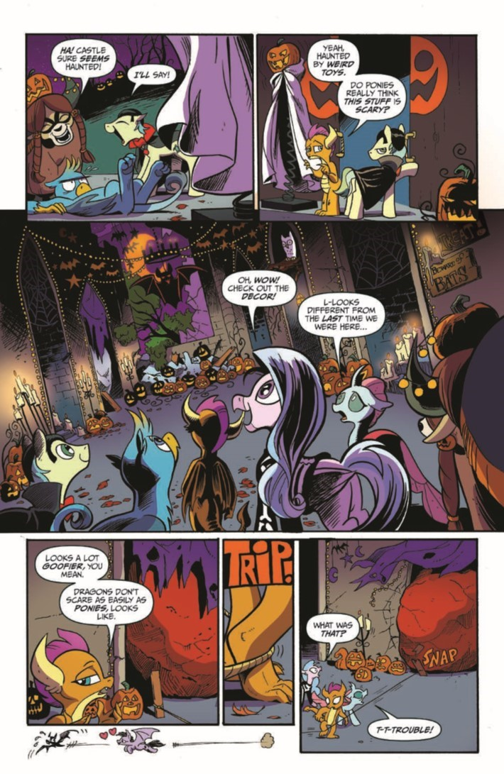 MyLittlePony_71-pr-7 ComicList Previews: MY LITTLE PONY FRIENDSHIP IS MAGIC #71
