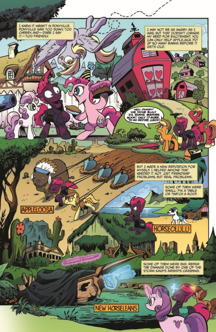 My_Little_Pony_67-pr-5 ComicList Previews: MY LITTLE PONY FRIENDSHIP IS MAGIC #67