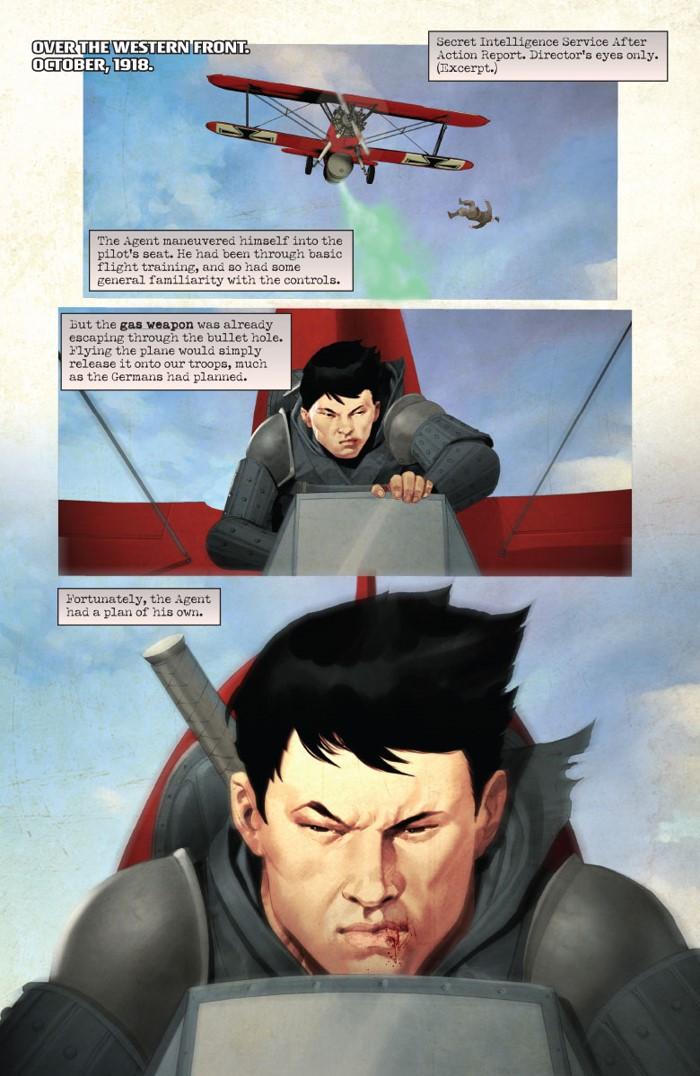 NINJA-K_004_006 ComicList Previews: NINJA-K #4