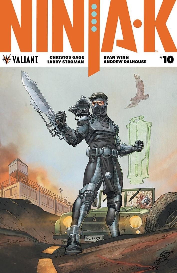 NINJA-K_010_COVER-A_CAMUNCOLI ComicList Previews: NINJA-K #10