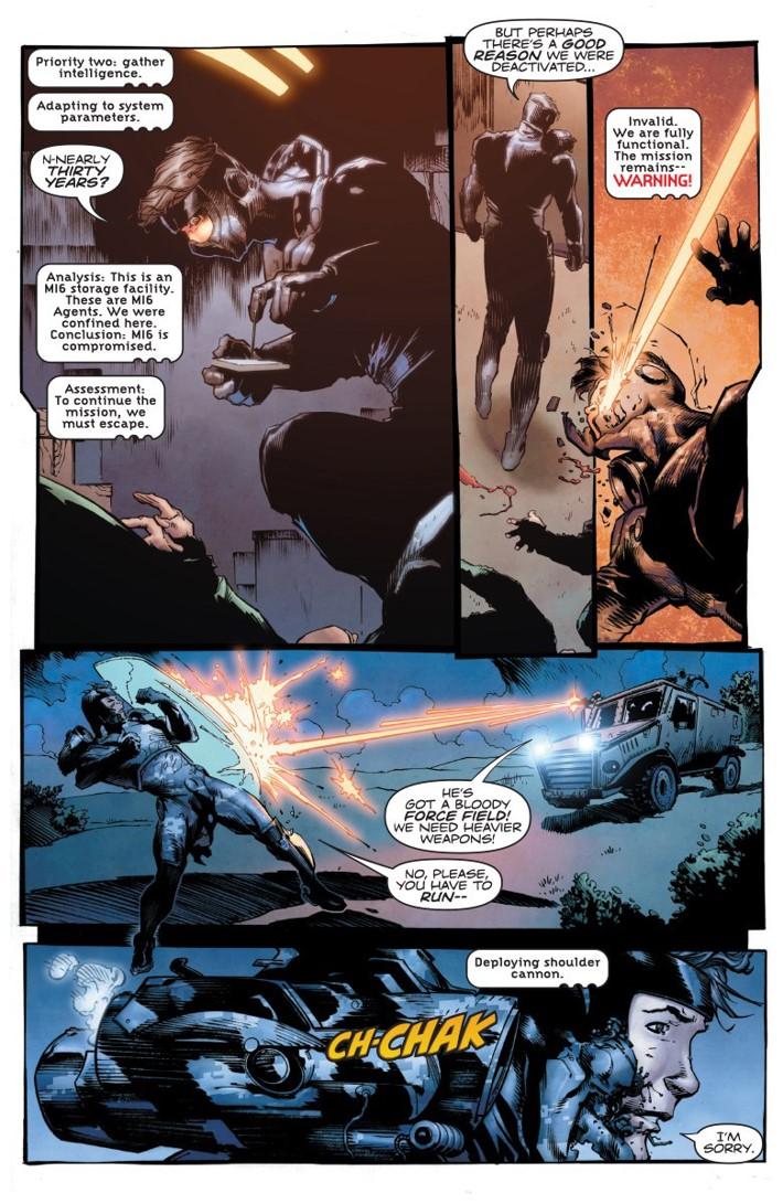 NINJA-K_TPB3_PREVIEW_002 ComicList Previews: NINJA-K VOLUME 3 FALLOUT TP