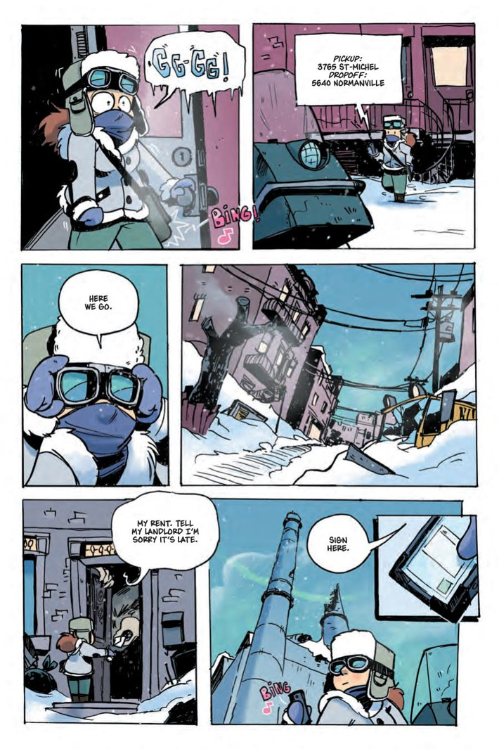 NuclearWinter_OGN2_SC_Press_13 ComicList Previews: NUCLEAR WINTER VOLUME 2 GN
