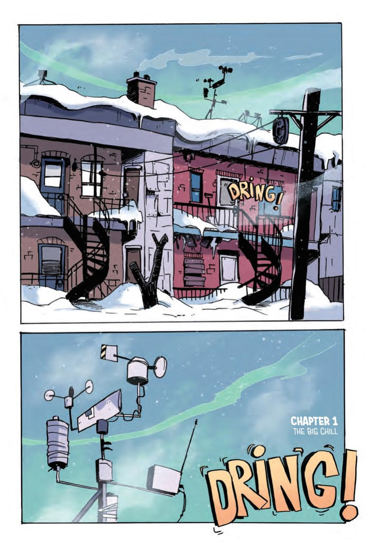 NuclearWinter_OGN2_SC_Press_9 ComicList Previews: NUCLEAR WINTER VOLUME 2 GN