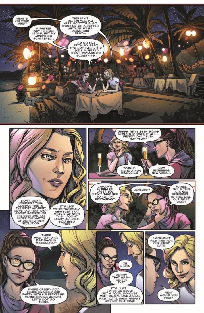 OrphanBlack_Crazy_Science_01-pr-5 ComicList Previews: ORPHAN BLACK CRAZY SCIENCE #1