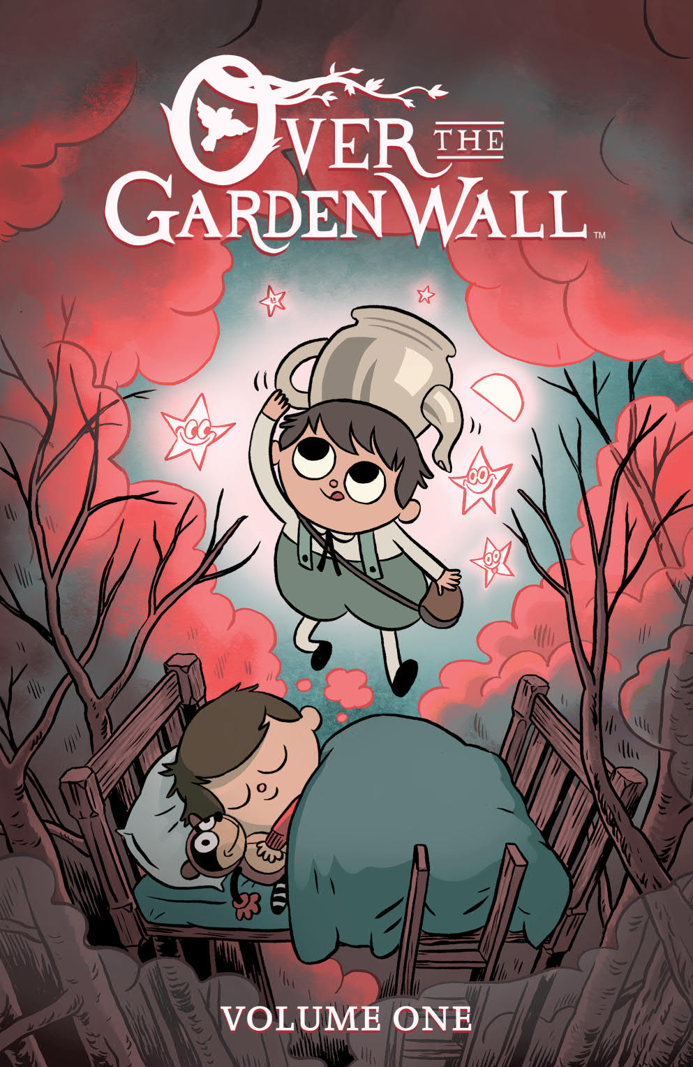 OverGardenWall_Ongoing_v1_PRESS_1 ComicList Preview: OVER THE GARDEN WALL VOLUME 1 TP