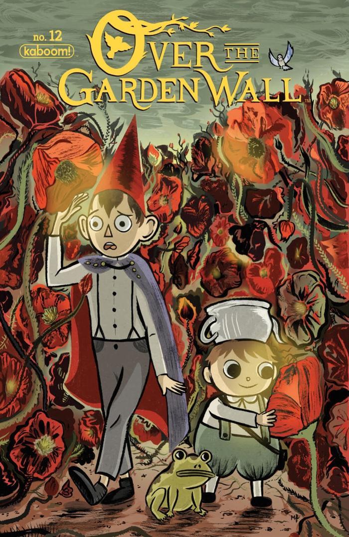 OvertheGardenWall_v2_012_PRESS_1 ComicList Preview: OVER THE GARDEN WALL #12