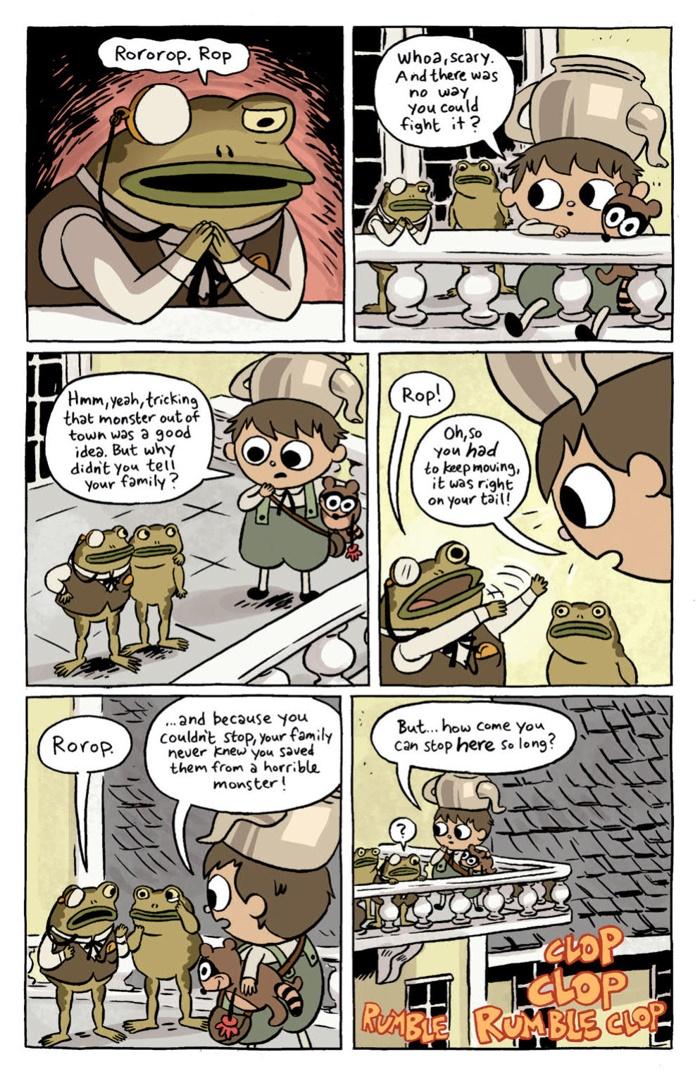 OvertheGardenWall_v2_012_PRESS_7 ComicList Preview: OVER THE GARDEN WALL #12