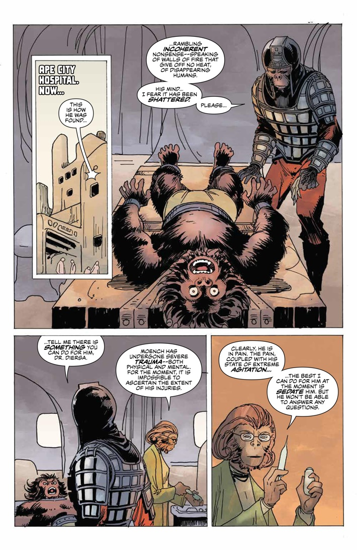 POTA_Ursus_005_PRESS_7 ComicList Previews: PLANET OF THE APES URSUS #5
