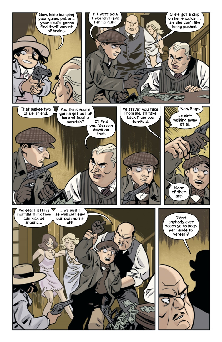 Pages-from-DAMNEDBOD-9-MARKETING-5 ComicList Previews: THE DAMNED #9