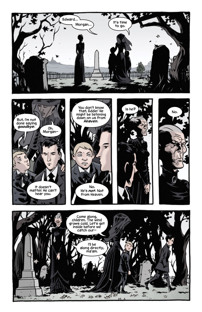 Pages-from-DAMNEDPS-8-MARKETING-2-3 ComicList Previews: THE DAMNED #8