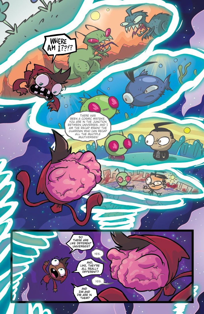 Pages-from-INVADERZIM-40-REFERENCE-4 ComicList Previews: INVADER ZIM #40
