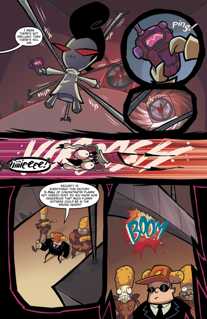 Pages-from-INVADERZIM-V5-TPB-MARKETING-12 ComicList Previews: INVADER ZIM VOLUME 5 TP