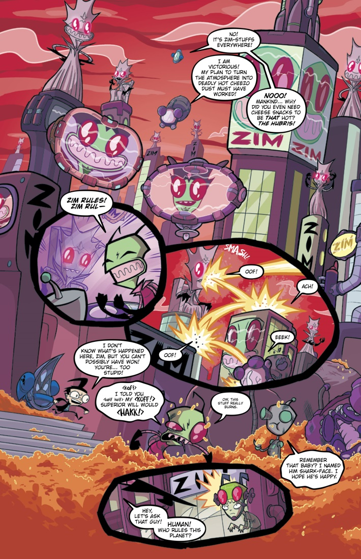 Pages-from-INVADERZIMV2-HC-MARKETING-14 ComicList Previews: INVADER ZIM VOLUME 2 HC
