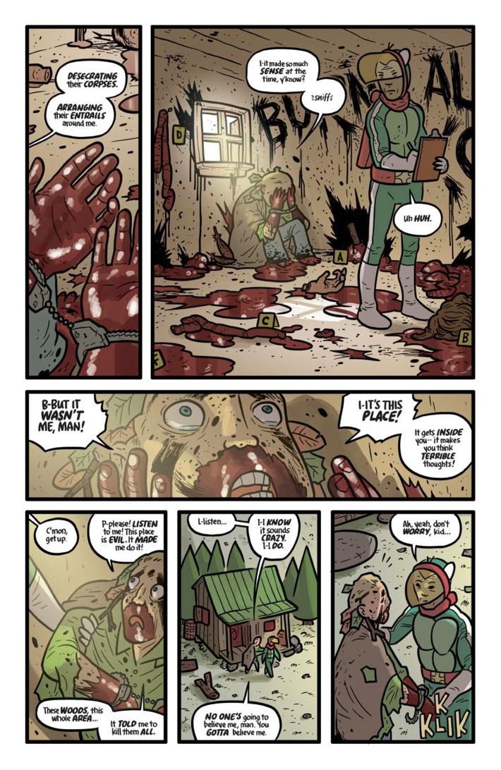 Pages-from-KAIJUMAXV3-TPB-MARKETING-2-4 ComicList Previews: KAIJUMAX VOLUME 3 SEASON THREE KING OF THE MONSTAS TP