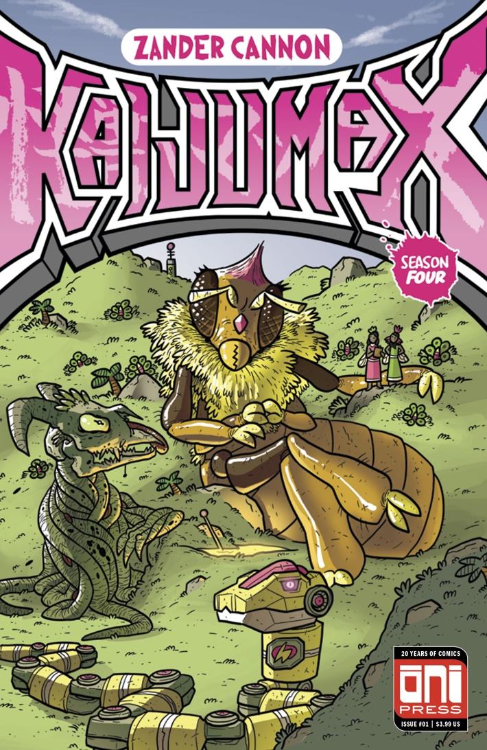 Pages-from-KAIJUMAXV4-1-MARKETING-1 ComicList Previews: KAIJUMAX SEASON FOUR #1