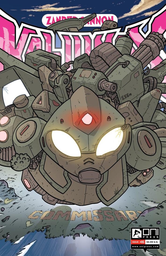 Pages-from-KAIJUMAXV4-5-REFERENCE-1 ComicList Previews: KAIJUMAX SEASON FOUR #5