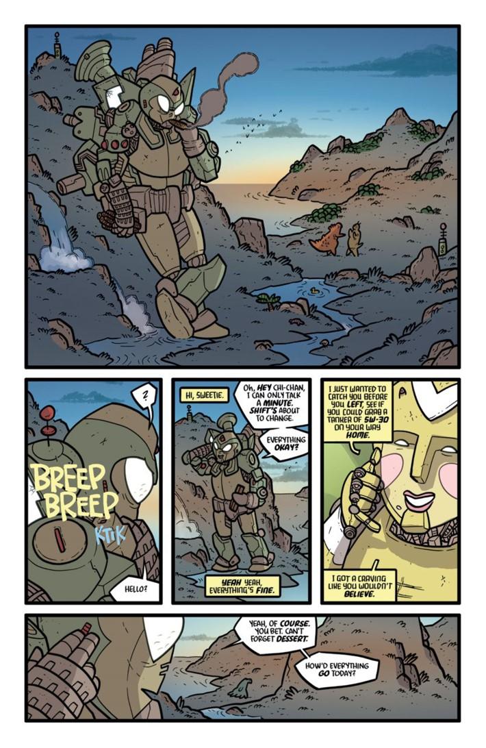 Pages-from-KAIJUMAXV4-5-REFERENCE-2 ComicList Previews: KAIJUMAX SEASON FOUR #5