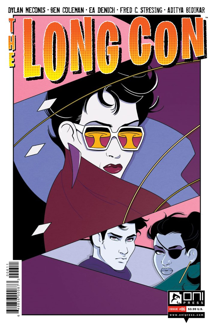Pages-from-LONGCON-6-REFERENCE-1 ComicList Previews: THE LONG CON #6