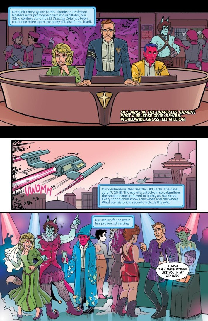 Pages-from-LONGCON-6-REFERENCE-2 ComicList Previews: THE LONG CON #6