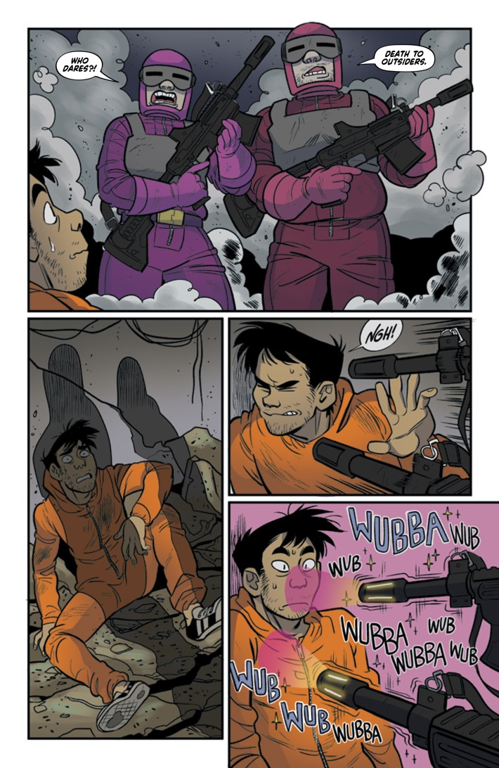 Pages-from-LONGCON-TP-1-MARKETING-2 ComicList Previews: THE LONG CON VOLUME 1 TP