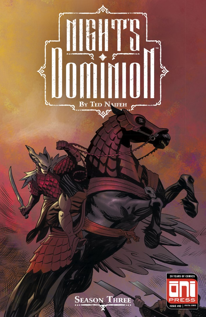 Pages-from-NIGHTSDOM-S3-2-MARKETING-1 ComicList Previews: NIGHT'S DOMINION SEASON 3 #2