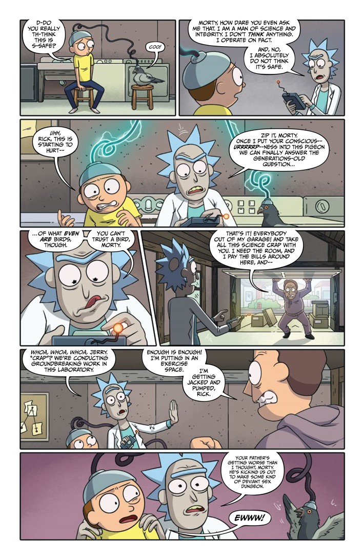 Pages-from-RICKMORTY-PRESENTS-JERRY-1-4 ComicList Previews: RICK AND MORTY PRESENTS JERRY #1