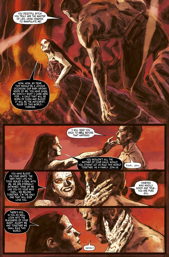 PennyDreadful_2_9_Pg1 ComicList Previews: PENNY DREADFUL #9