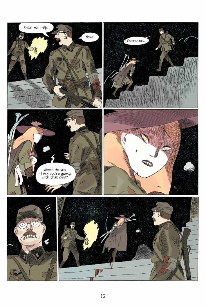 Persephone_HC_PRESS_20 ComicList Previews: PERSEPHONE HC